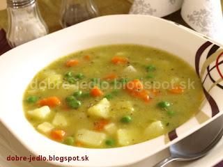 Hrachová polievka - recepty