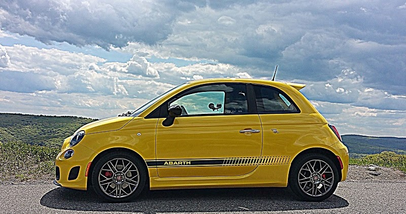 Driving the Fiat 500 Abarth Automatic | Fiat 500 USA