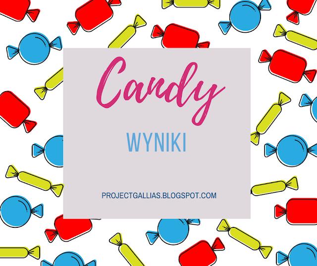 Wyniki candy