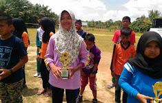 MIS Nurul Huda Tandun Bawa Tiga Piala di Aksioma MI Ke-XIII
