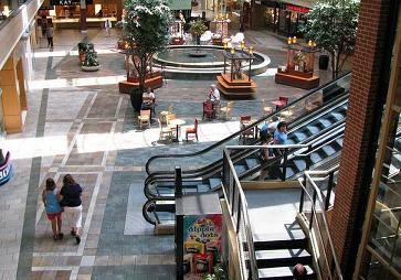 Mall Hall Of Fame May 2012