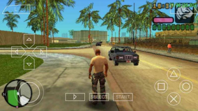 Download Game Grand Theft Auto:Vice City Stories PPSSPP For Android Terbaru