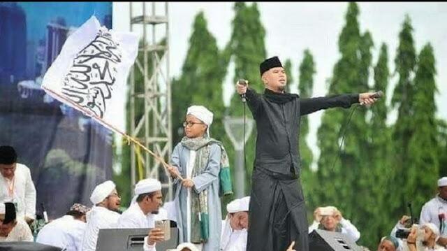 Reuni 212 Upaya Merawat Semangat Anti-Jokowi