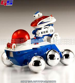 Microman タカラ ミクロマン Rolling Thunder Japan Takara vintage robots