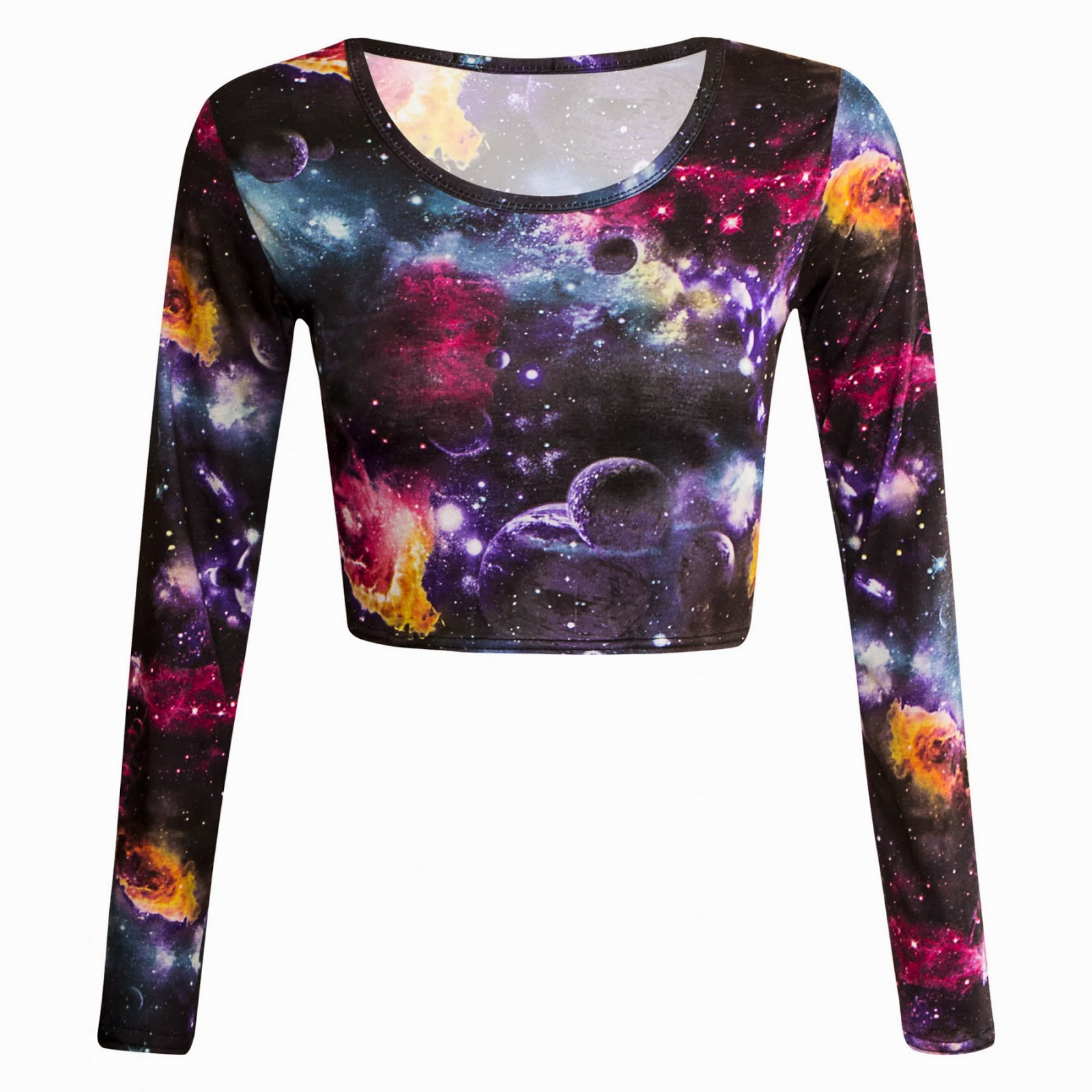 Anime And Galaxy Galaxy Clothing