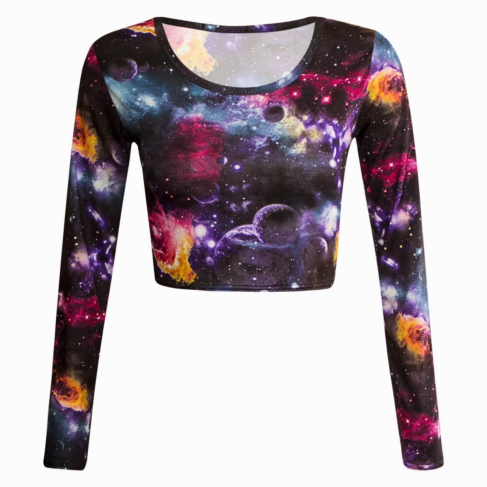 Anime And Galaxy Galaxy Clothing