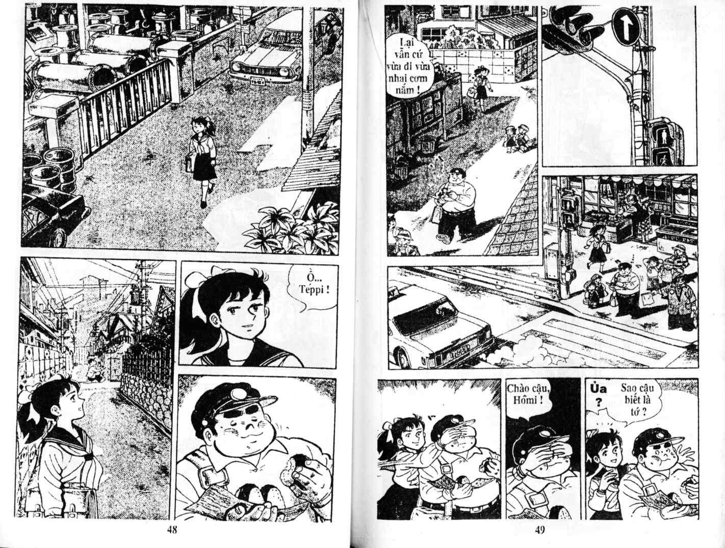 Ashita Tenki ni Naare chapter 2 trang 23