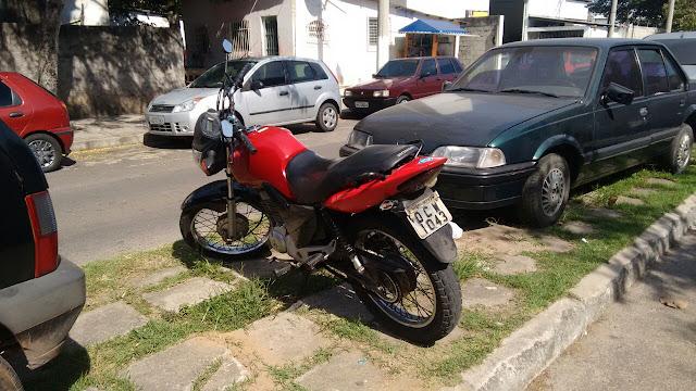 Dupla que fazia arrastões com motocicleta é detida pela Guarda Municipal de Vitória (ES)