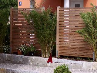 Geniesser Garten Sichtschutz