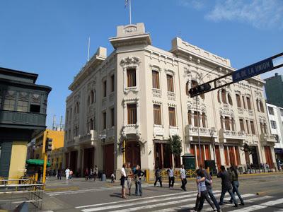 Palais Concert Lima