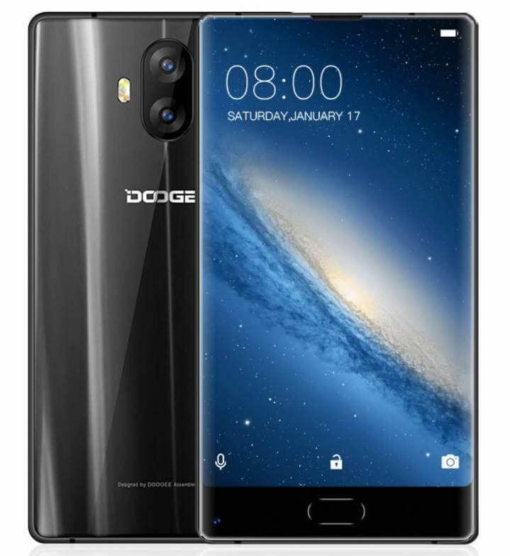Doogee Mix Lite, 5.2-inch Bezel-Less Display with Dual Rear Cameras for Php5.6K