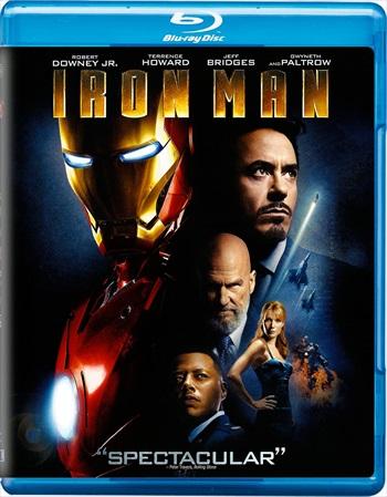 Iron Man 2008 Dual Audio Hindi Bluray Download