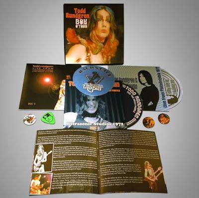 Todd Rundgren's Box O'Todd