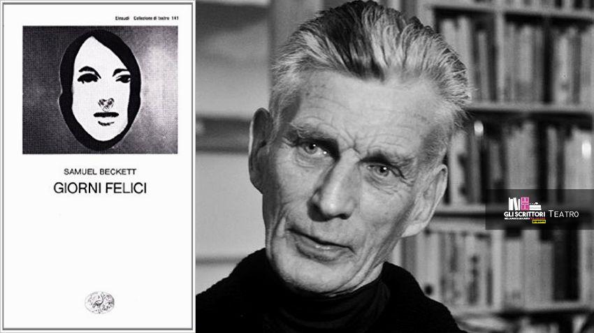 Monologo da Giorni felici, di Samuel Beckett - Teatro