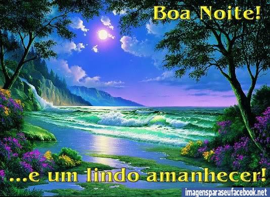 Imagens De Boa Noite Para Facebook: Mensagens Para Facebook - Boa Noite!