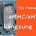 Tips !!  Agar Pemasangan Ic Emmc Sekali Pasang Langsung jadi ON