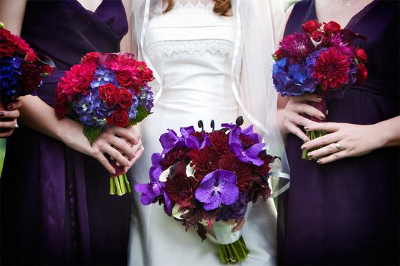 i need a bigger wardrobe purple and red wedding