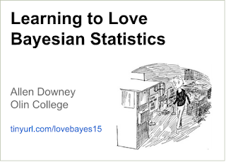 Probably Overthinking It: Learning to Love Bayesian Statistics