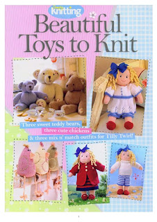Simply knitting beautiful toys to knit