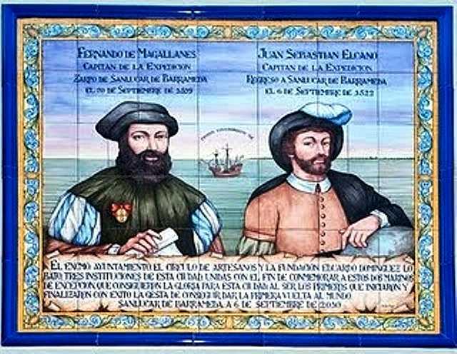 Juan Sebastián Elcano Ferdinand Magellan S Replacement: Ferdinand Magellan