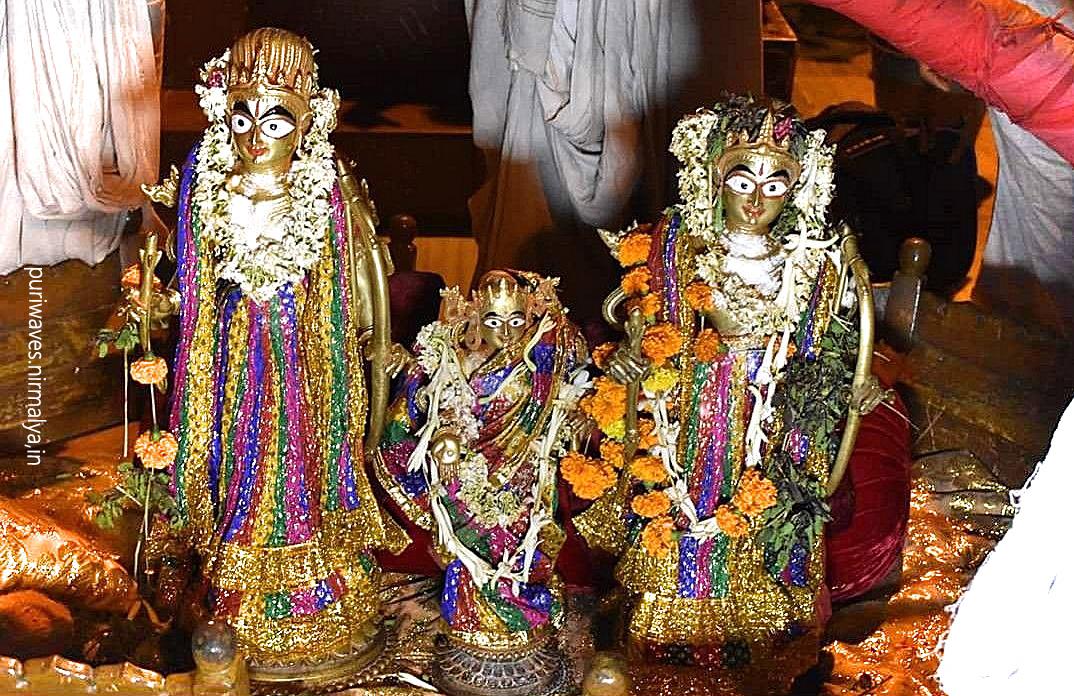 Raghunath, Jagannath temple,Puri