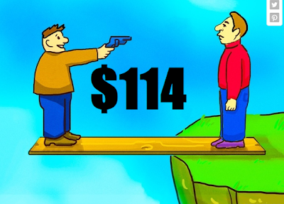 Solve Riddles to win $ 114