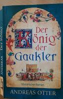 Das Cover zeigt eine historische Gaukler-Szene