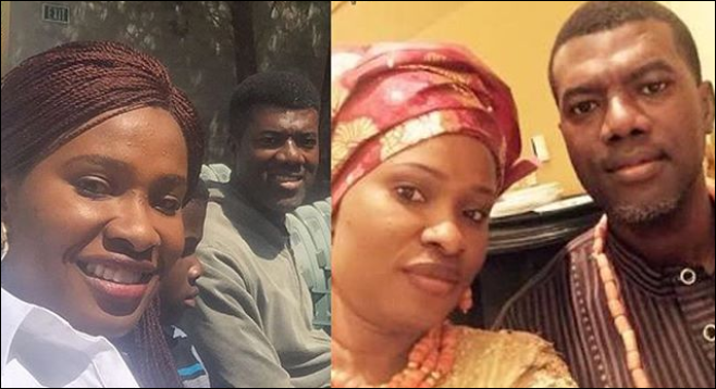 Reno Omokri encourages married men to cheat