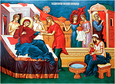 Birth of the Blessed Virgin Mary