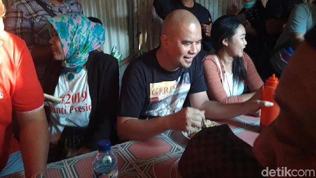 Jadi Juru Kampanye, Ahmad Dhani: Gampang Mengkampanyekan Pak Prabowo