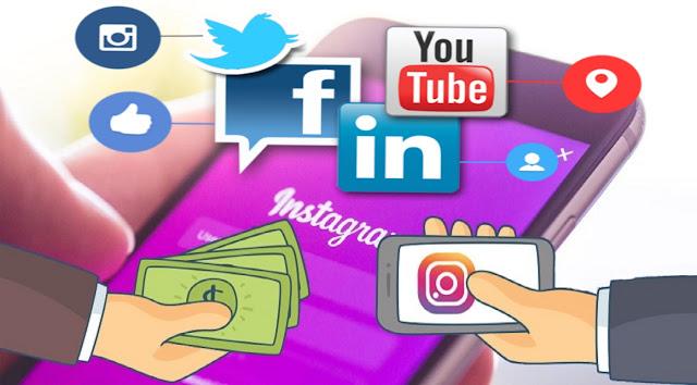 كيفية ربح الدولارات من متابعين مواقع التواصل الإجتماعي