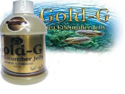 Indikasi Jelly Gamat Gold Dan Informasi Aturan Konsumsi