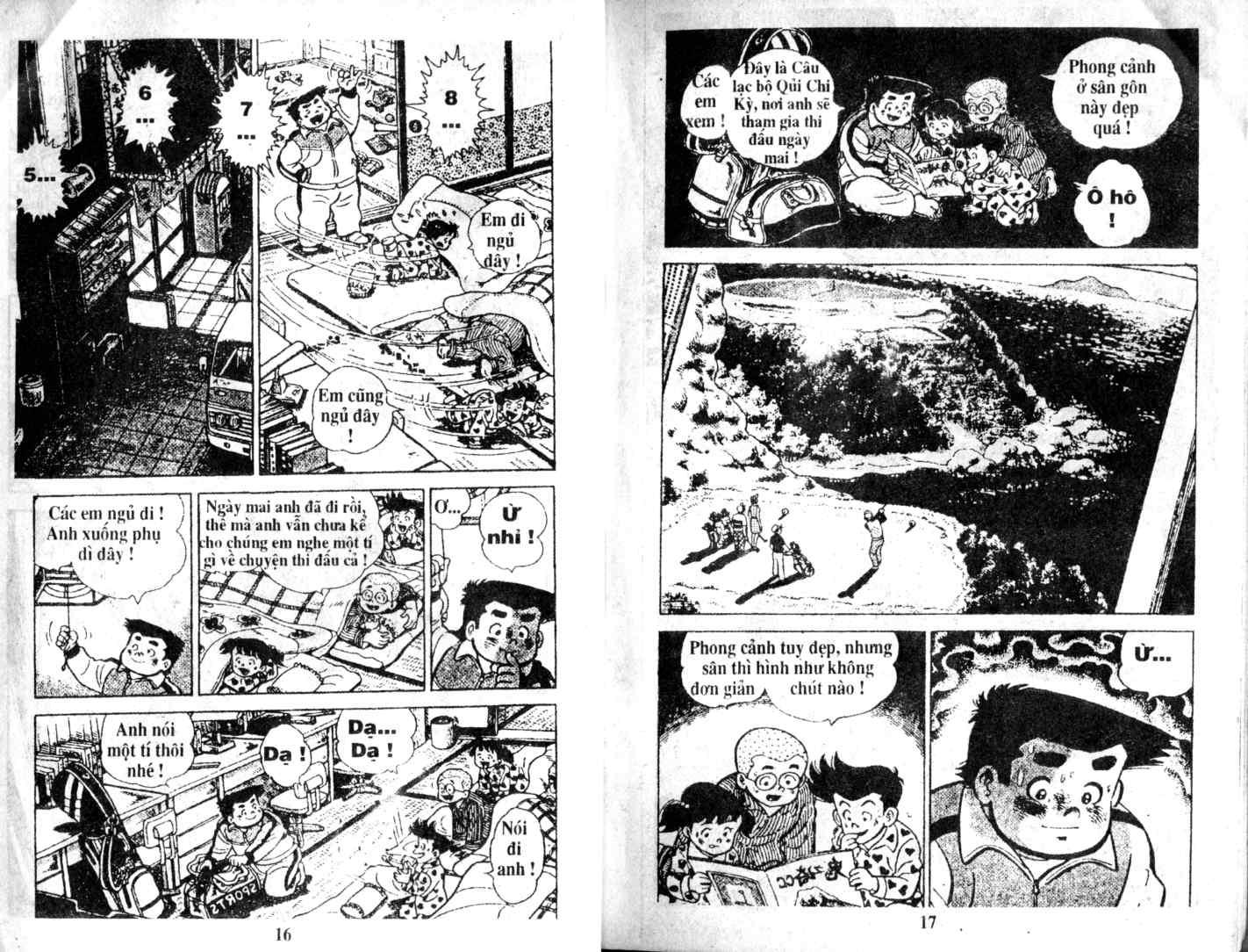 Ashita Tenki ni Naare chapter 15 trang 7