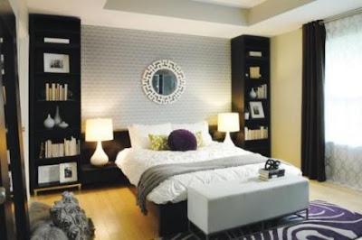 Diseno De Interiores De Un Dormitorio Principal Decorar Tu Habitacion - Como-decorar-el-dormitorio-principal