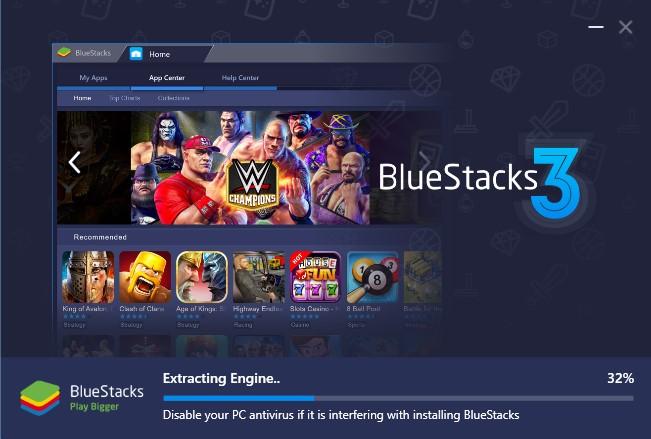 Download Bluestacks Gratis Terbaru GoogleDrive - RyuuBlogger