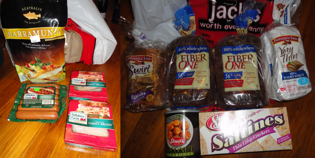 Frugal NYC Girl: Jacks 99 Cent Store 34 Street Grocery Haul