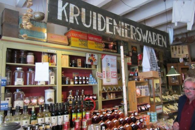 Arnhem Openluchtmuseum - winkeltje
