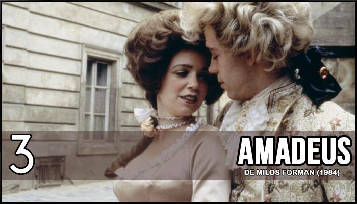 3 - Amadeus (Milos Forman, 1984)