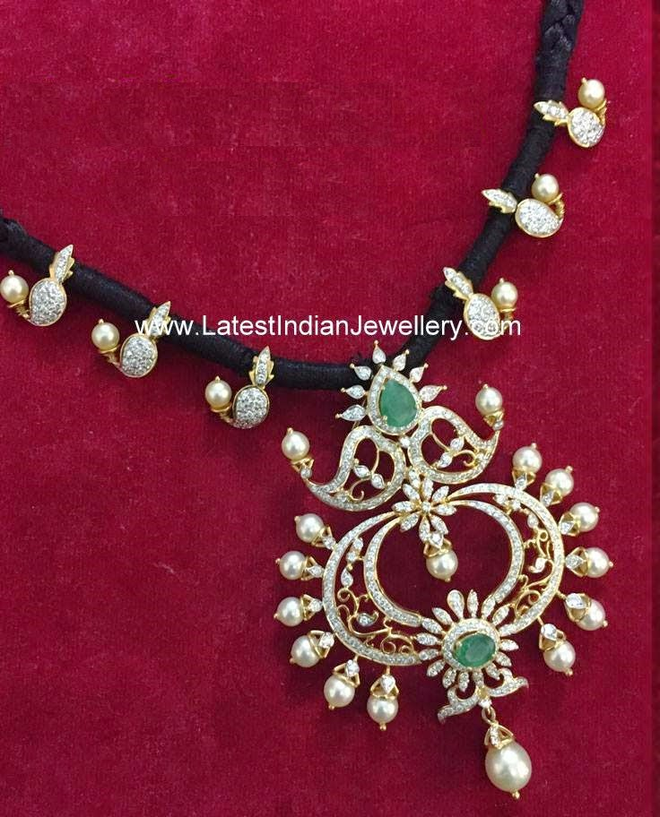 indian Diamond Necklace