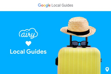 Voucher AiryRooms dari Google Local Guides