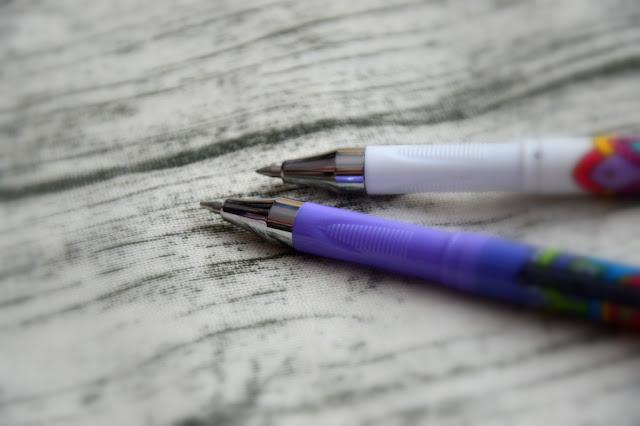 Długopisy scieralne
