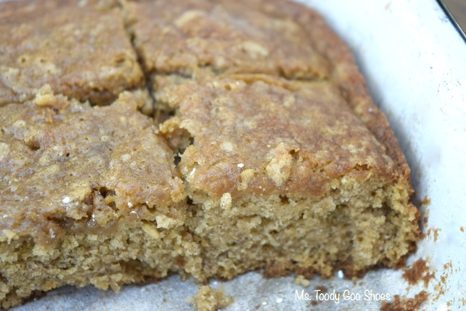Oatmeal Cake - Comfort food for the morning!