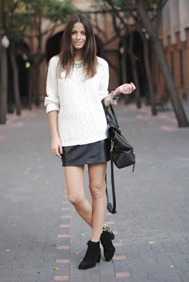 Outfits con Botines de moda
