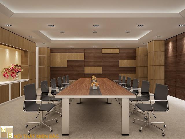 Bàn veneer phòng họp đang được rất nhiều doanh nghiệp ưa chuộng, không chỉ bởi màu sắc bắt mắt mà còn có kiểu dáng thiết kế phù hợp với mọi không gian phòng họp