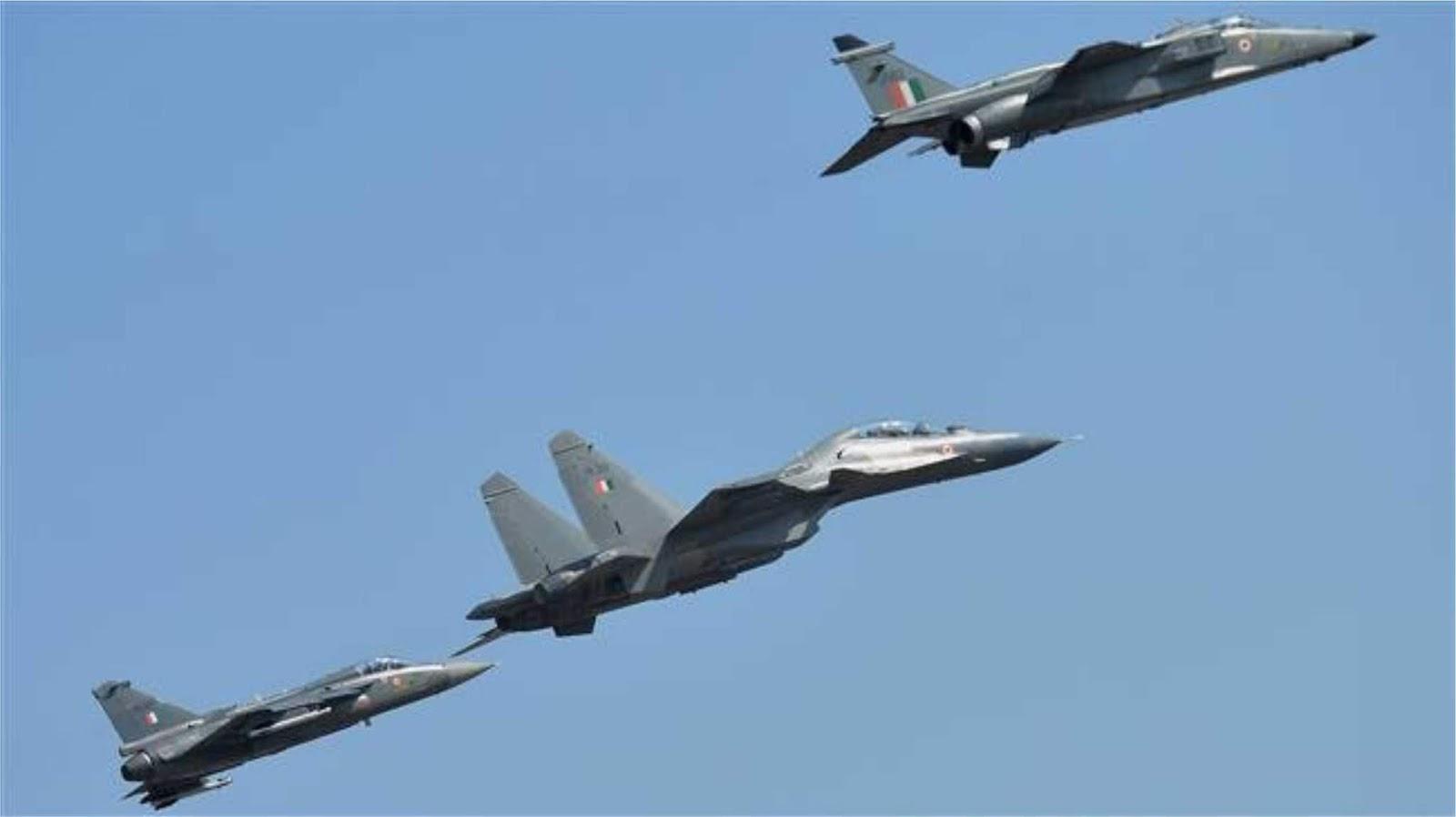 India menjatuhkan UAV pengintai Pakistan