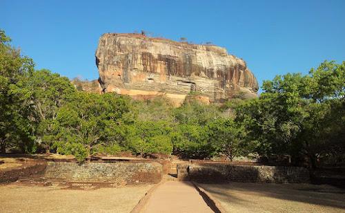 Sigiriya: Rocha do Leão - Sri Lanka