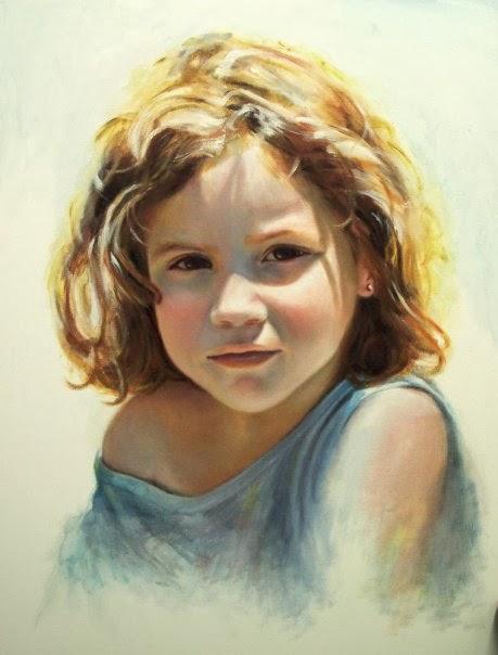 Jerome Garth Parker   American Painter   Portraits