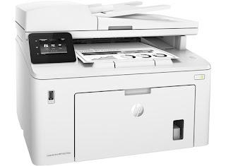 Download HP LaserJet Pro MFP M227fdw drivers