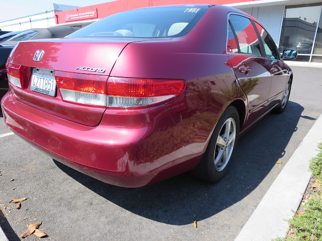 After collision repairs at Almost Everything Auto Body