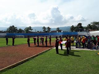 Upaca Pembukaan Liga OSIS SMK Panca Bhakti Banjarnegara 2017